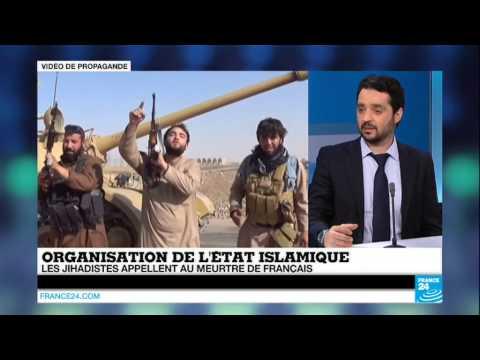 Pourquoi les jihadistes de l'Etat islamique menacent la France d'attentats ? Explications