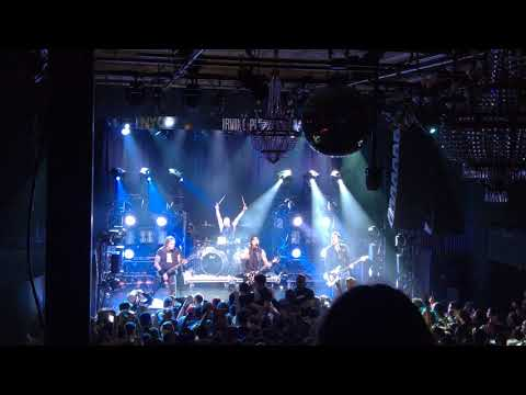 Bullet For My Valentine - Don't Need You & Over It @ Irving Plaza 5-17-18