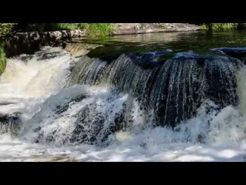 Visiting Bond Falls, Waterfall in Michigan, United States - The Best Waterfall in Michigan