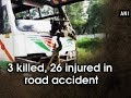 3 Killed 26 Injured In Road Accident Jammu And Kashmir News mp3