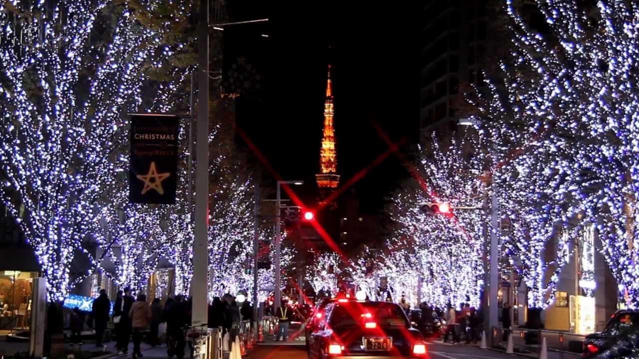 けやき坂: 2011 六本木 けやき坂通りのイルミネーション