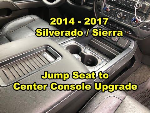 2014 - 2018: Silverado / Sierra - Center Console Upgrade W/PnP Harness