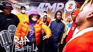 AMP 3V3 RAP BATTLE