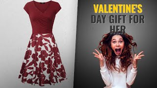 Top 10 Valentine's Day Apparel Gift Ideas For Her / Countdown To Valentine's Day 2019!