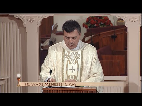 Daily Readings and Homily   2021 01 09   Fr  Wade Menezes CPM