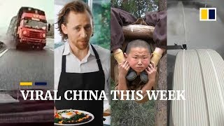 Viral China this week: Tom Hiddleston's Chinese wife ad: sexy or creepy? and more