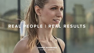 Real People, Real Results | Meet Hanna (Student, Germany)