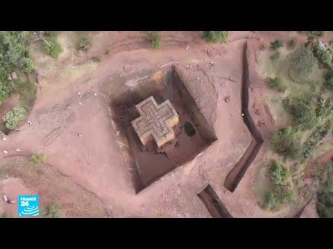 إثيوبيا: كنائس لاليبيلا المحفورة في الصخر.. أكثر الأماكن المسيحية قداسة في أفريقيا
