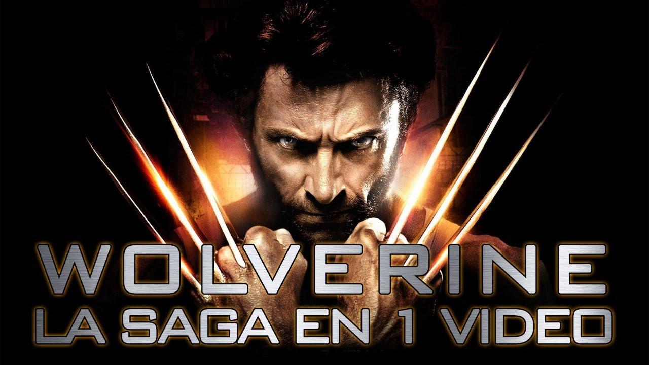 Wolverine: La Saga en 1 Video