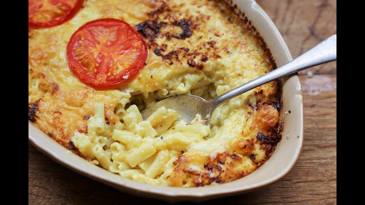 Macaroni Cheese French Version Youtube