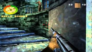 Medal of Honor 1 ( PS1 ) 2- Search the Town