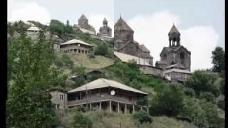 Arménie 2011 : Haghbat & Sanahin, Patrimoine de l'Unesco