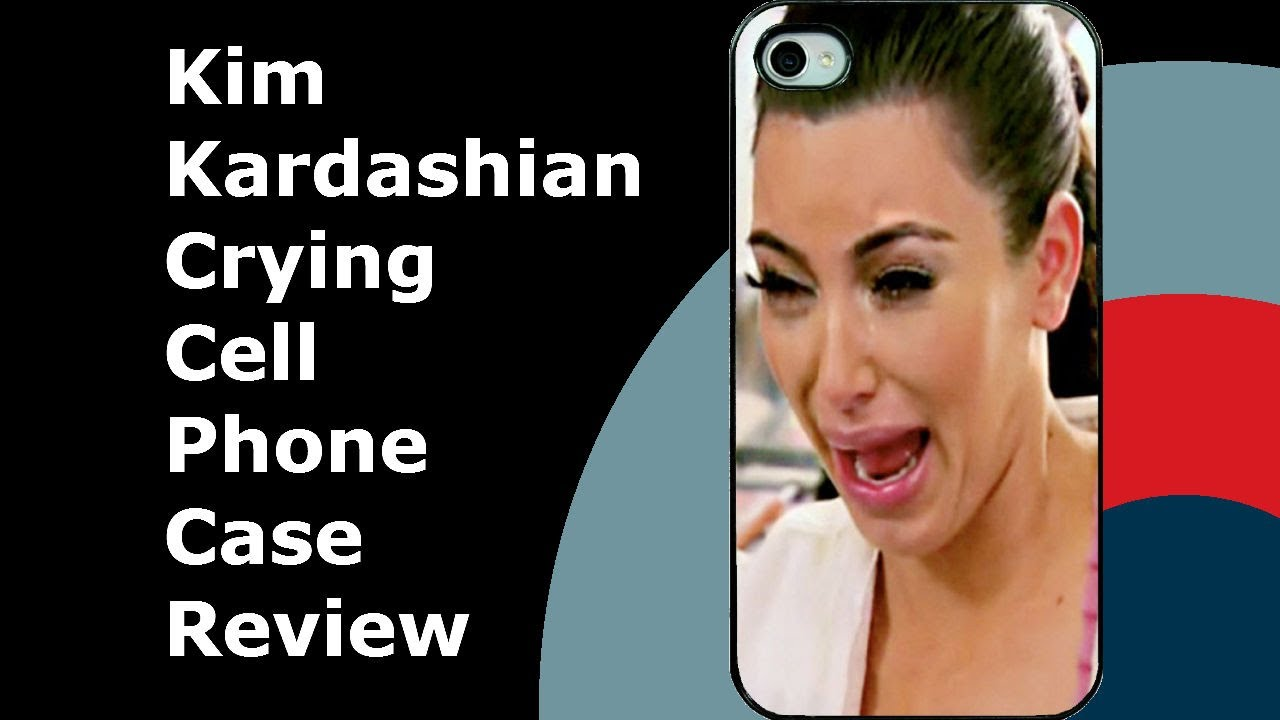 Kim kardashian crying iphone case review youtube - Kim kardashian crying collage ...