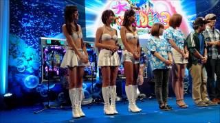 SANYO「CRまわるんパチンコ大海物語3 特別先行展示会」 2014年9月4日(木...