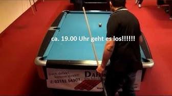 Livestream von Billard Sportstätte Krefeld