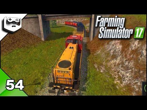 Farming Simulator 17 gameplay in romana episodul 54 | țunșpe mii de euroi și rută nouă