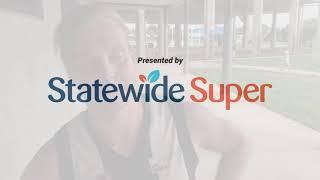 Mitch Bunworth - Post Match Interview: Round 13 TIO NTFL 2018/19