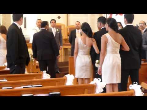 JR/Scarlet Wedding