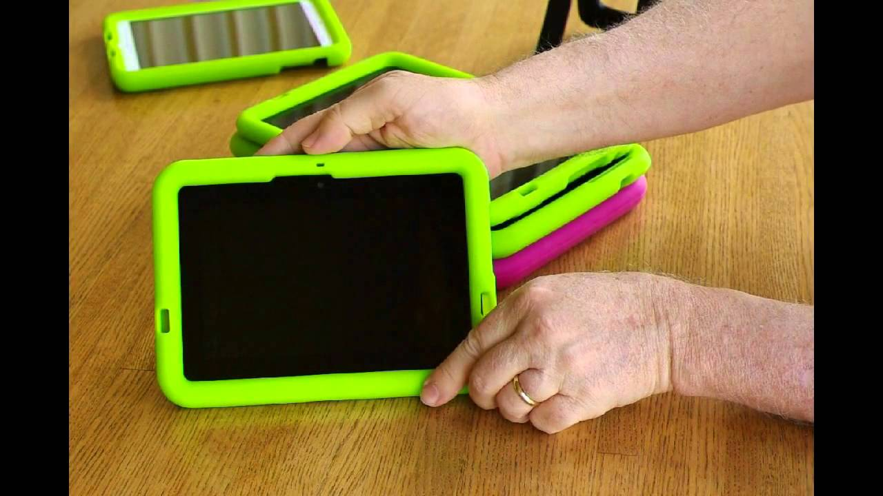 Bobj Rugged Cases For Kindle Fire Hd