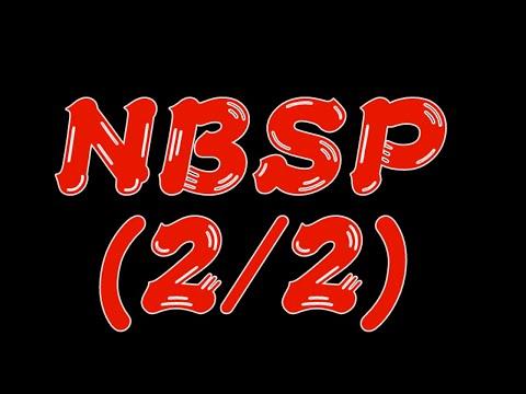 NBSP vol.1(part 2)