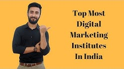 Top Most Digital Marketing Institutes In India