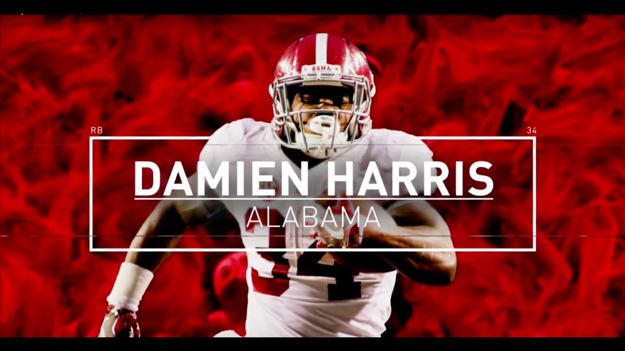 Damien Harris Royal Soaq 2018 Highlights Youtube
