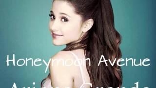 Cover images Ariana Grande - Honeymoon Avenue (Audio)