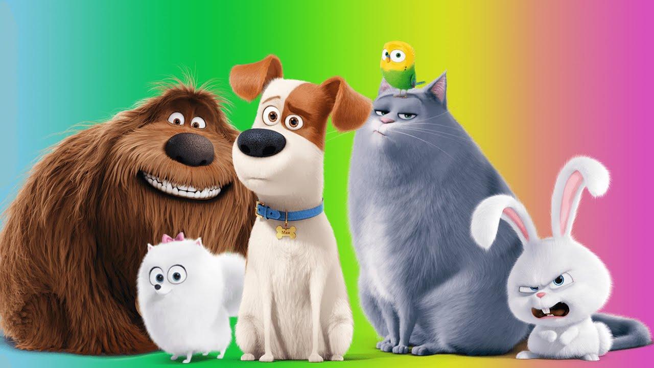 The Secret Life Of Pets - Kinder Surprise Eggs - New Kids TV
