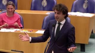 Jesse Klaver confronteert PVV met eigen stemgedrag