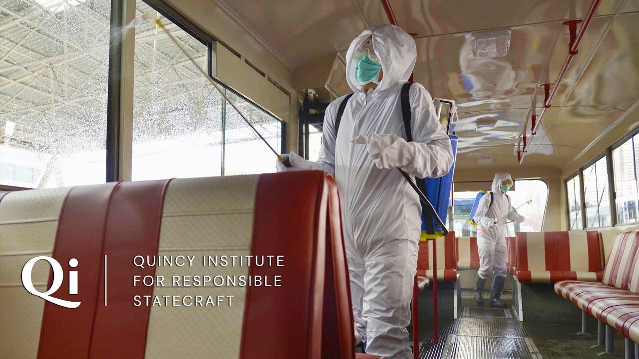 Combating Coronavirus: The Need for U.S.-North Korean Diplomacy