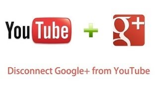 DELETE GOOGLE+ WITHOUT DELETING YOUTUBE