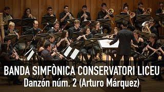 Danzón núm. 2 (Arturo Márquez) - Banda Simfònica del Conservatori del Liceu