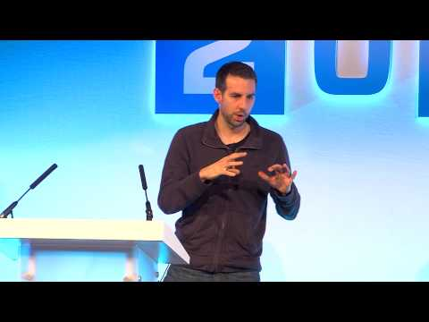 AI at WIRED 2014: The Next Big Frontier is the Mind and Brain | WIRED 2014 | WIRED