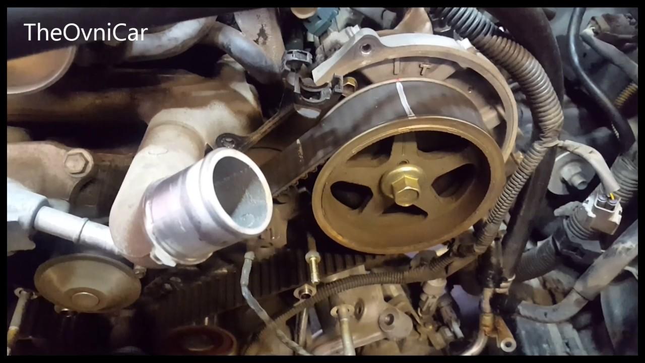 2005 Toyota Tacoma Wiring Diagram 4 7 Toyota Tundra Bomba De Agua Y Banda De Tiempo