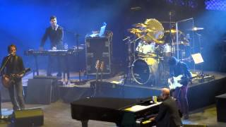 Billy Joel, Manchester, She's Always A Woman, Blonde Over Blue, 29 October 2013