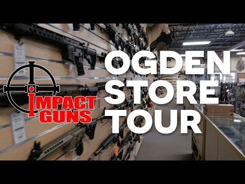 Impact Guns Tour Ogden Utah