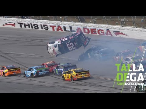 Casey Carter - A flip, a few Big Ones, and a photo finish. Talladega did NOT disappoint!