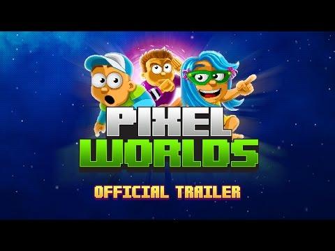 Pixel Worlds thumb