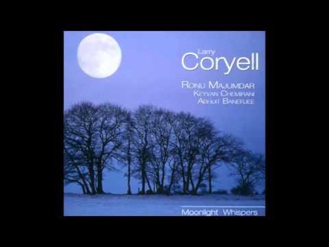 Larry coryell moonlight whispersfull album