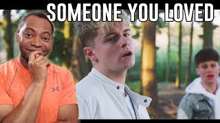 Roadtrip - Someone You Loved (cover Lewis Capaldi) REACTION Video