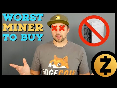 Crypto Companies Are SCAMMING YOU W/ ASIC Miners | Bitmain Antminer Z15 Zcash Miner IS SCAMMY