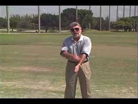 Golf Tip: Role of Left Arm in Swing; Jim Ballard