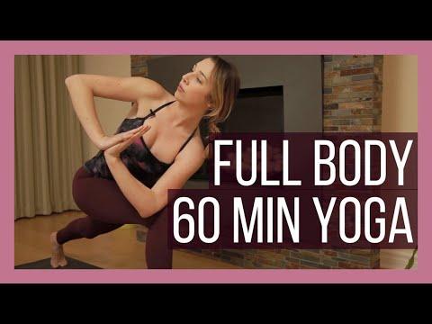 Full Body Intention Setting Yoga Class - Clarity, Focus & Goals All Levels Yoga Class {55 min}