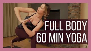 Full Body Intention Setting Yoga Class - Clarity, Focus & Goals All Levels Yoga Class {55 min}