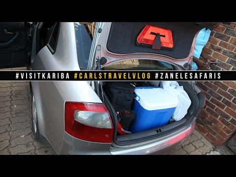 Carls TRAVEL Vlog #85 Kariba Road Trip