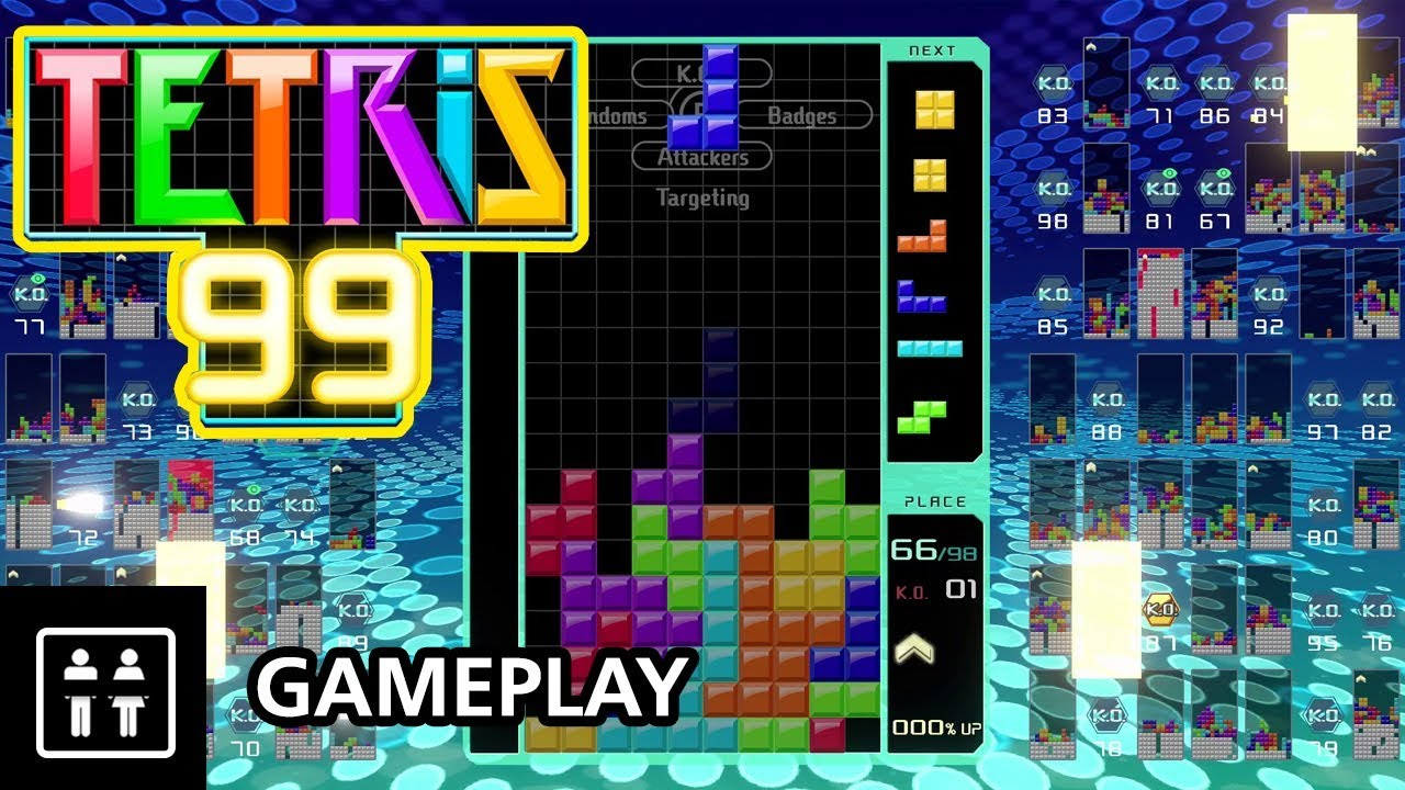 Tetris 99 Battle Royale Back To Back Wins Nintendo