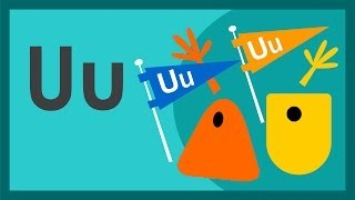 """The Letter U Song"" by ABCmouse.com"