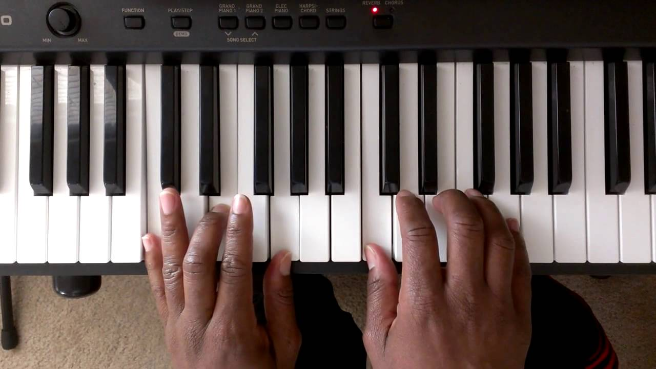 How to play piano: Learn how to play When The Saints Go ...