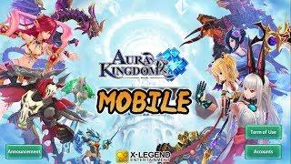 Rilis Bahasa Inggris! | Aura Kingdom Mobile [ENG] Android MMORPG