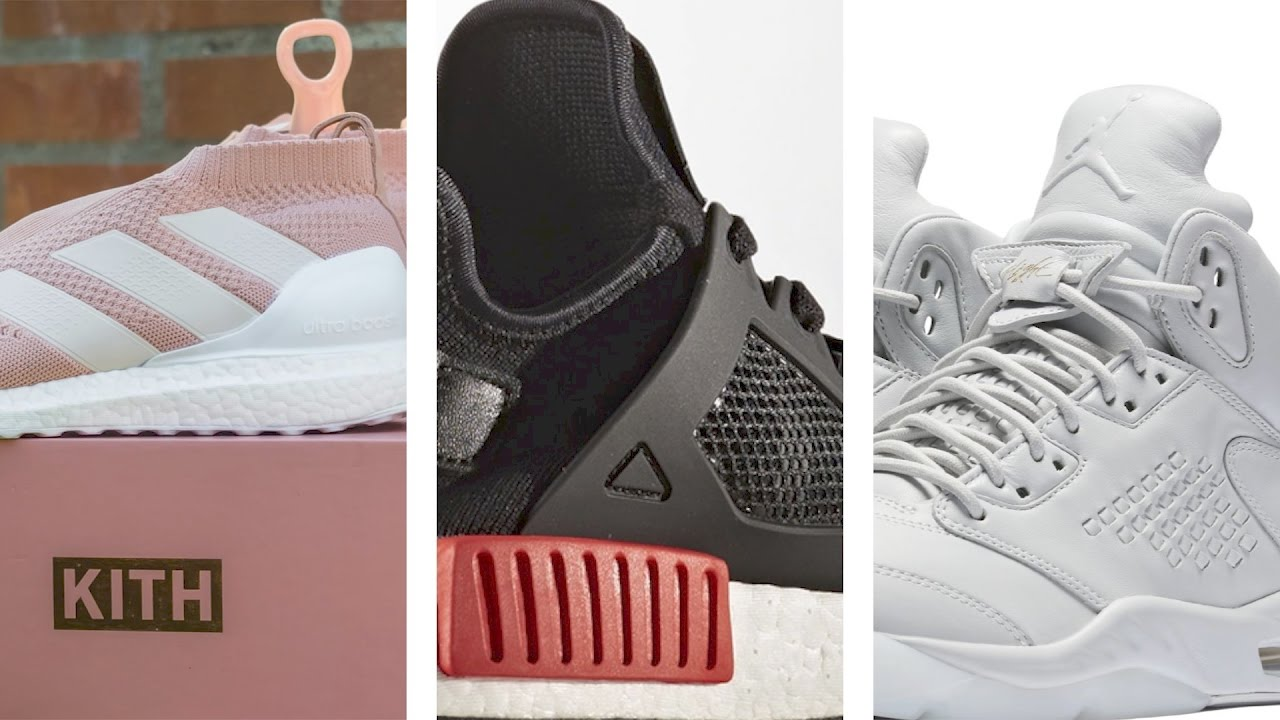 More $400 JORDANS, OG adidas NMD Returns, NEW KITH Collabs and more on  Today in Sneaks